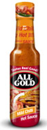 All Gold Hot Sauce Mild Chilli 125ml