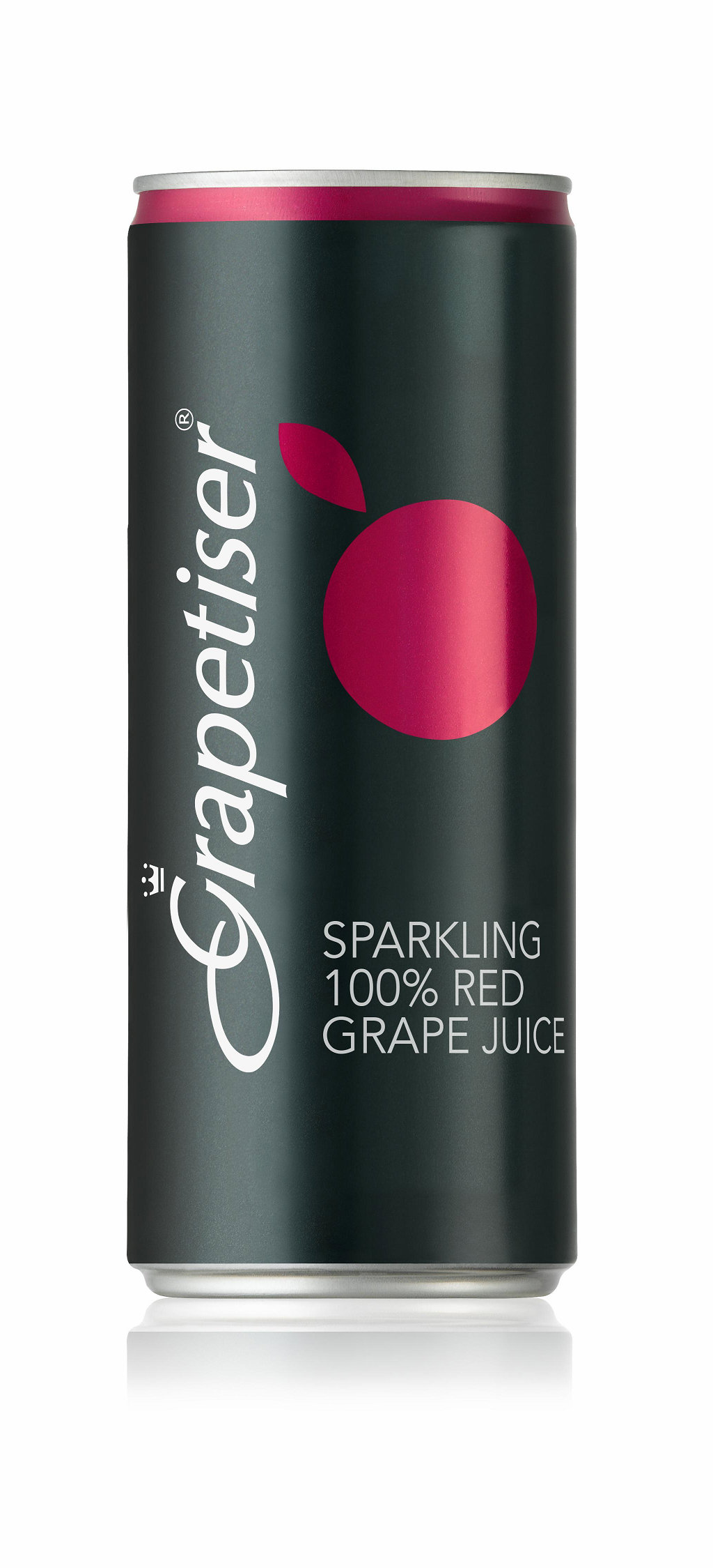 Grapetiser Red can