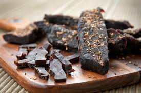 Biltong Trad sliced 250g