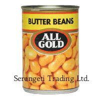 All Gold Butterbeans