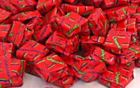 Chappies Watermelon Bubbleg 125pc