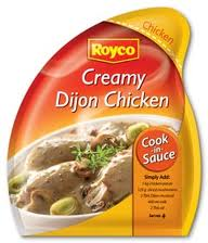 Royco Creamy Dijon Chicken Cook-in-Sauce