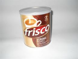 Frisco Strong Roast Instant Coffee 750g