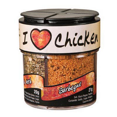 I Love Chicken X 4 Spice
