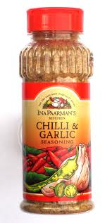 Ina Paarman Chilli Garlic Spice 200ml