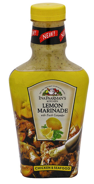 Ina Paarman Lemon Marinade