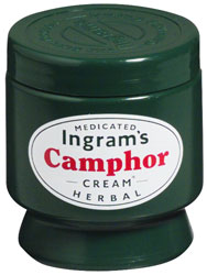 Ingram's Camphor Cream - Herbal 500gr