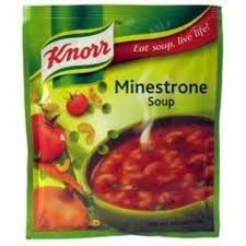 Knorr Minestrone Soup Packet