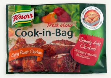Knorr Cook in Bag Spicy Roast Chicken