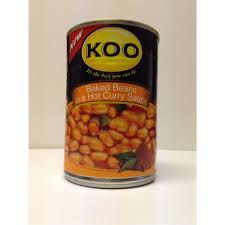 Koo Curry Beans
