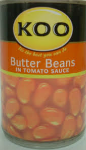 Koo Butterbeans in Tomato Sauce