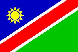 Namibia flag 3ftx5ft