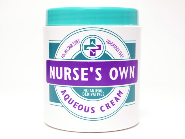 Nurses Own Aqueous Cream 525 ml