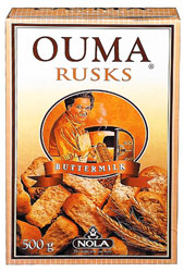 Ouma Buttermilk 500g