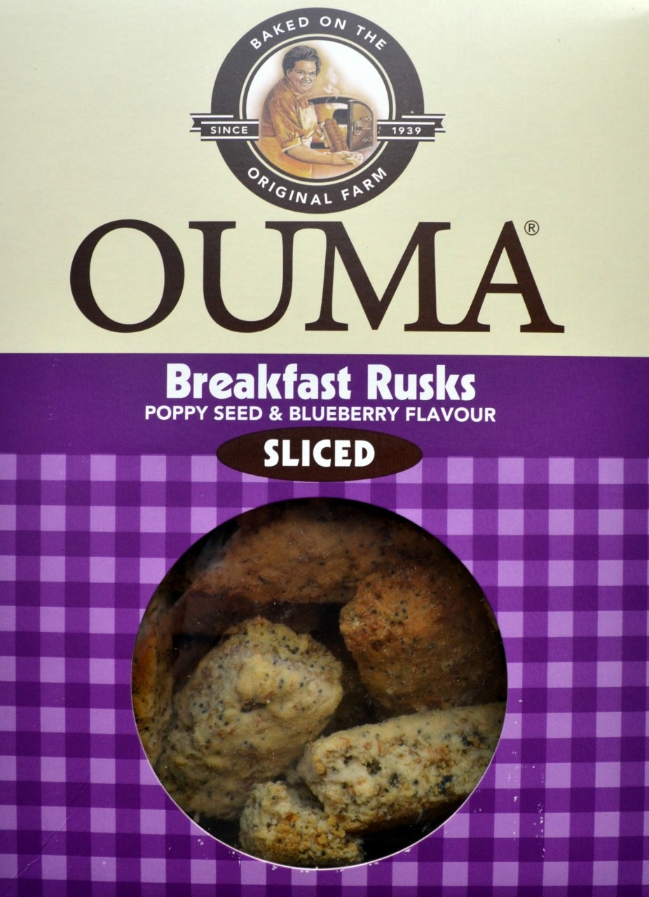 Ouma Breakfast Blueberry 450gr