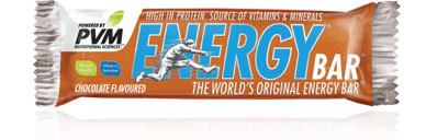 PVM Energy Bar - Chocolate