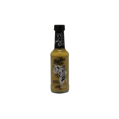 Big Five Cravings - Rhino Lemon Chilli Sauce 125ml