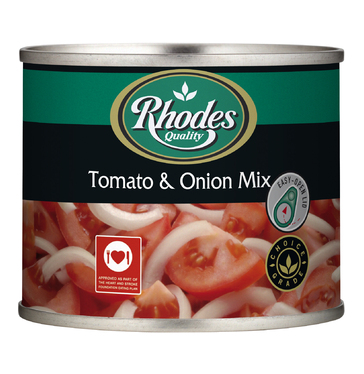 Rhodes Tomato & Onion Mix 215g