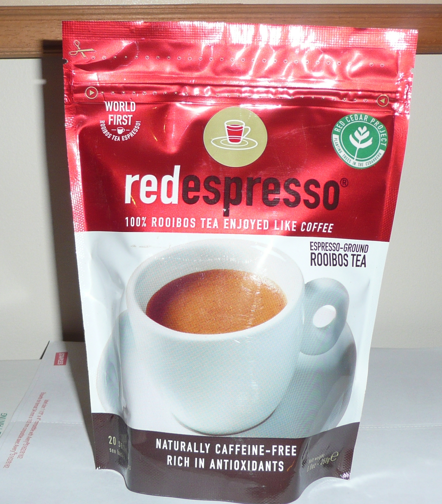 Redespresso Rooibos Ground Tea - 250gr
