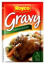 Royco Gravy Rosemary & Garlic