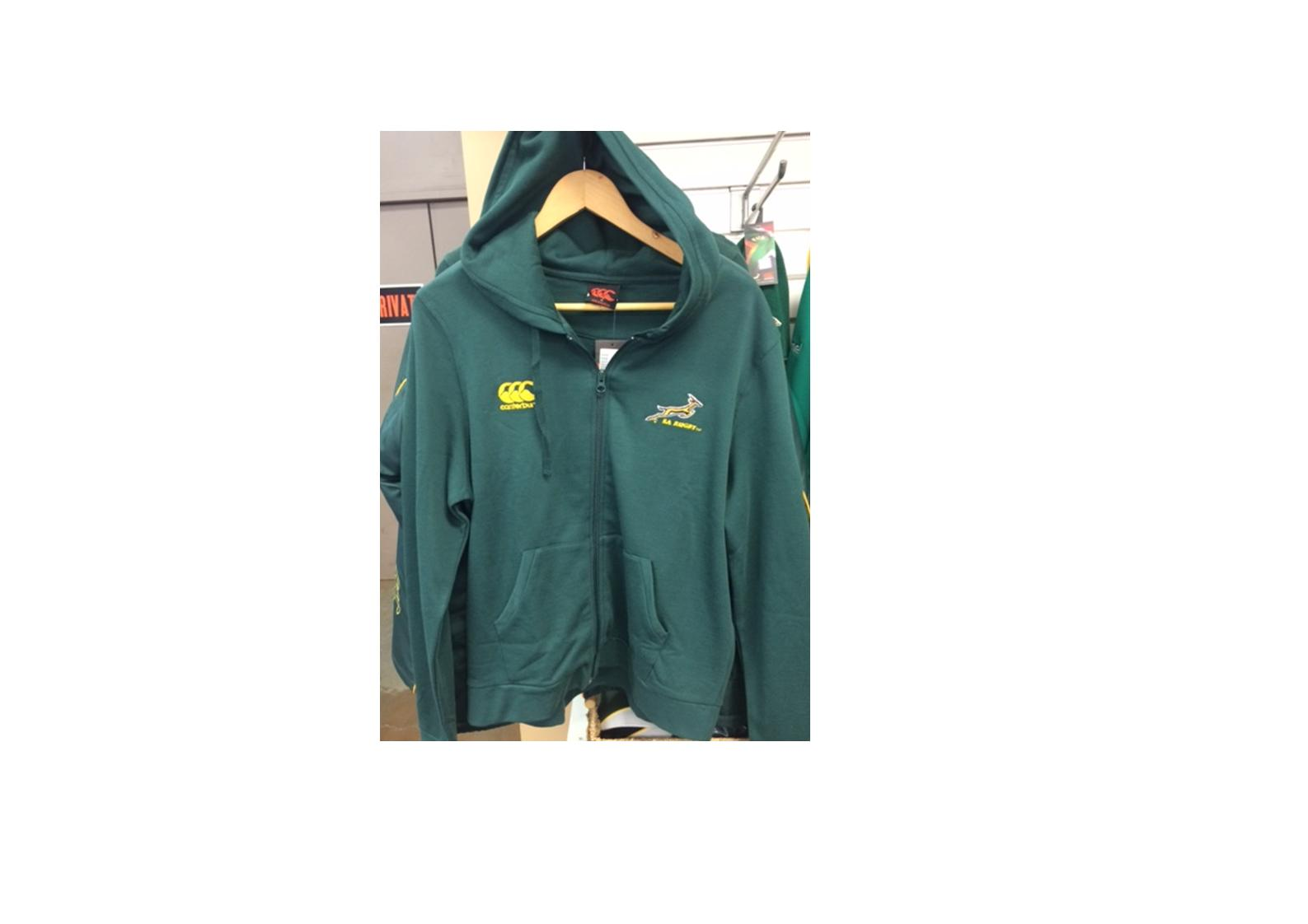 Springbok Hoody Ladies