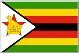 Zimbabwe Flag 3ftx5ft