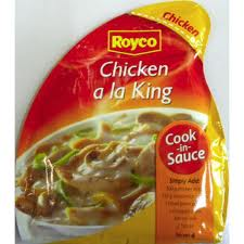 Royco Chicken a la King Cook-in-Sauce