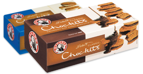 Bakers Choc Kits White 200g