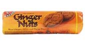 Bakers Ginger Nuts