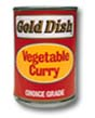 Gold Dish Veg Curry