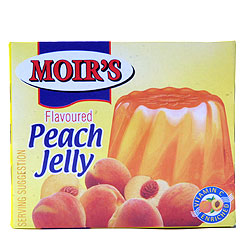 Moirs Peach Jelly