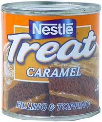 Nestlé Caramel Treat
