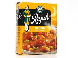 Rajah Curry Medium - 100g