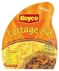 Royco Cottage Pie Cook in Sauce